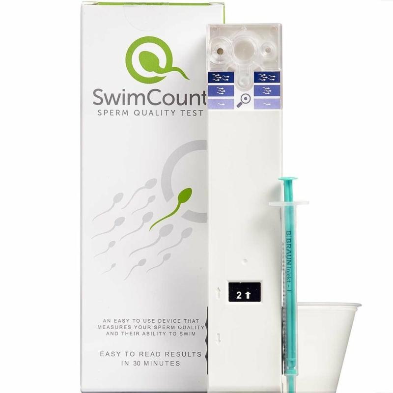 Swimcount férfi termékenységi teszt